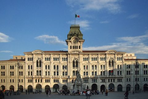 Come arrivare da Trieste